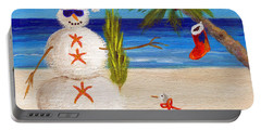 Christmas Sandman Portable Battery Charger
