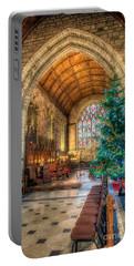Christmas Tree Portable Battery Charger