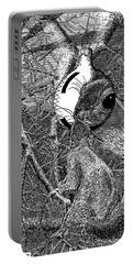 Christmas Tree Squirrel Portable Battery Charger
