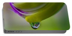 Raindrop Bud Portable Battery Charger