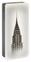 Chrysler Building - Nyc Portable Battery Charger