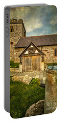 Church Sundial 1806 Portable Battery Charger