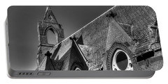 Churches On Church Street Portable Battery Charger