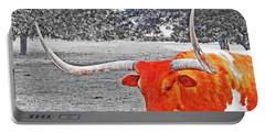 Cibolo Longhorn Portable Battery Charger