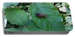 Cicada Invasion Portable Battery Charger
