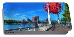 Cincinnati Big Wheel 2 Portable Battery Charger