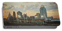 Cincinnati Ohio Vii Portable Battery Charger
