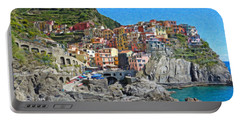 Cinque Terre Itl3403 Portable Battery Charger
