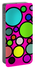 Circles Galore Portable Battery Charger