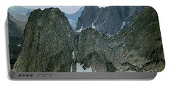 209615-cirque Of Towers, Wind Rivers, Wy Portable Battery Charger