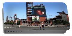 Citizens Bank Park - Philadelphia Phillies Portable Battery Charger