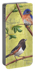 Citron Songbirds 1 Portable Battery Charger