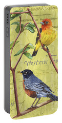 Citron Songbirds 2 Portable Battery Charger