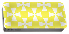 Citrus Twirl Portable Battery Charger