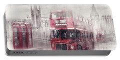 City-art London Westminster Collage II Portable Battery Charger