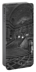 City Hall Grand Stairs Portable Battery Charger