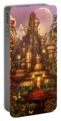 City Of Wands Portable Battery Charger