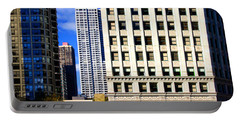 Cityscape Windows Portable Battery Charger