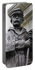 Civil War Memorial Portable Battery Charger