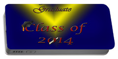 Class Of 2014 Card Portable Battery Charger