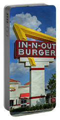 Classic Cali Burger 1.1 Portable Battery Charger