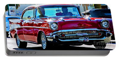 Classic Chevrolet Portable Battery Charger