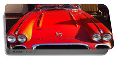 Classic Corvette Portable Battery Charger