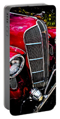 Portable Battery Charger featuring the photograph Classic Dodge Brothers Sedan by Joann Copeland-Paul