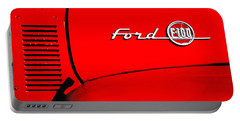 Classic Ford F100 Portable Battery Charger