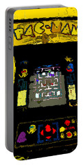 Classic Pacman Portable Battery Charger