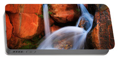 Clear Creek Falls Portable Battery Charger