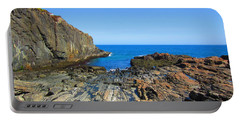 Cliff House Maine Coast Portable Battery Charger