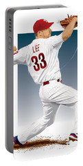 Cliff Lee Portable Battery Charger