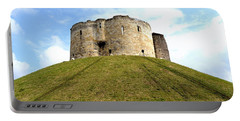 Clifford's Tower York Portable Battery Charger