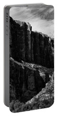 Cliffs In Contrast Portable Battery Charger