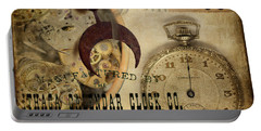 Clockworks Portable Battery Charger