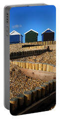 Portable Battery Charger featuring the photograph Closed For The Winter by Wendy Wilton