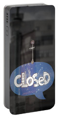 Closed Sleep Tight Portable Battery Charger