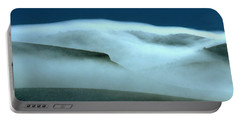 Cloud Mountain Portable Battery Charger by Ed  Riche