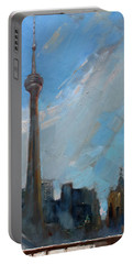 Cn Tower Portable Battery Chargers