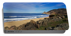Coastal Beauty Portable Battery Charger by Dave Files