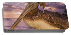 Coastal Fairytales Portable Battery Charger