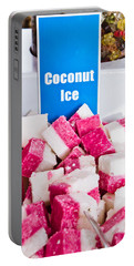 Coconut Ice Portable Battery Charger