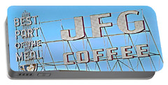 Coffee Sign Portable Battery Charger