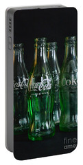 Coke Bottles From The 1950s Portable Battery Charger