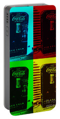 Coke Poster Portable Battery Charger