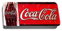 Coke Portable Battery Charger by Reid Callaway