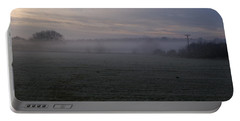 Cold And Frosty Morning Portable Battery Charger