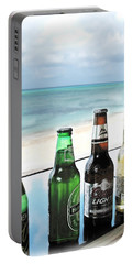 Cold Beers In Paradise Portable Battery Charger