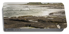 Cold Waves Of Northumberland Portable Battery Charger